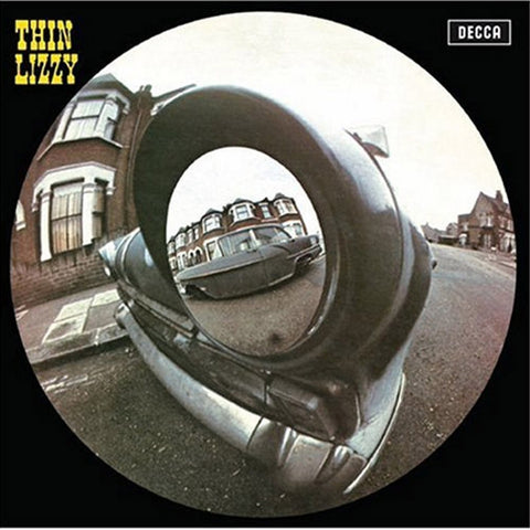 Thin Lizzy - Thin Lizzy on 180g LP - direct audio