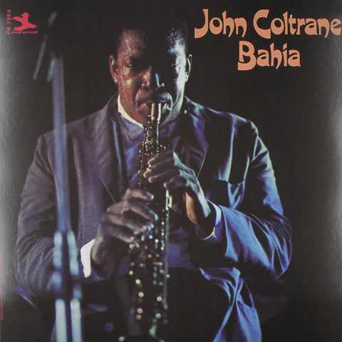 John Coltrane - Bahia on LP - direct audio