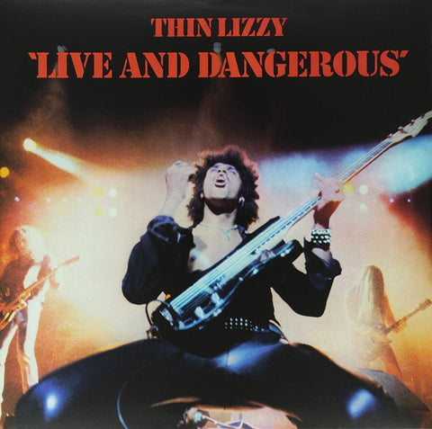 Thin Lizzy - Live And Dangerous 180g Vinyl 2LP (Out Of Stock) - direct audio