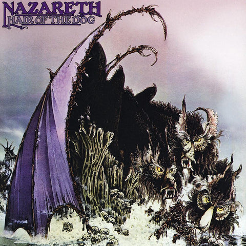 Nazareth - Hair Of The Dog Colored Import Vinyl LP - direct audio