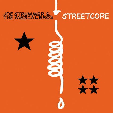 Joe Strummer And The Mescaleros - Streetcore Remastered Vinyl LP + CD - direct audio