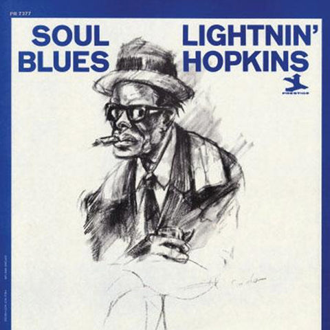Lightnin' Hopkins - Soul Blues on 200g LP (Out Of Stock) - direct audio