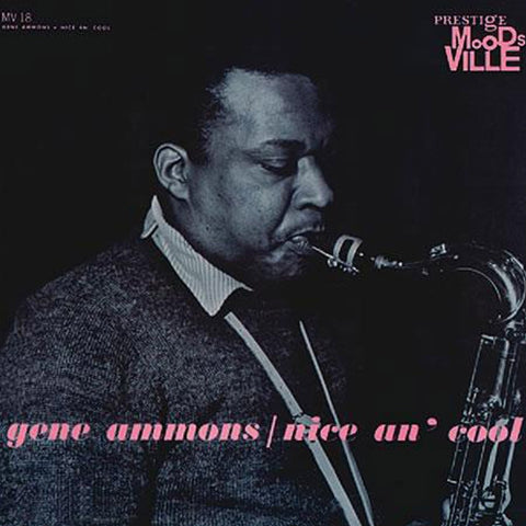 Gene Ammons - Nice An' Cool on Hybrid SACD - direct audio