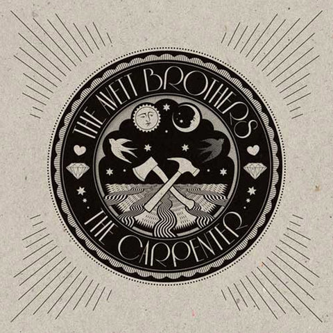 The Avett Brothers - The Carpenter on 180g 2LP - direct audio