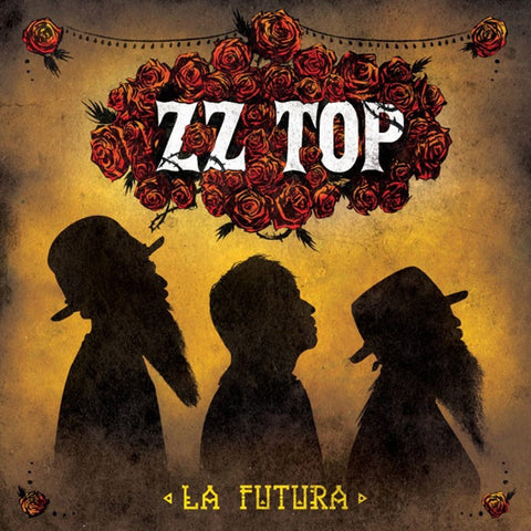 "ZZ Top - La Futura on 45 RPM 180g Vinyl 12"" 2LP - direct audio"