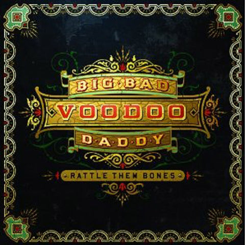 Big Bad Voodoo - Daddy Rattle Them Bones on LP - direct audio