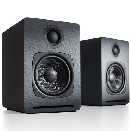 Audioengine - A1 Powered Bookshelf Speakers Pair - direct audio