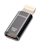 AudioQuest - USB Micro to Lightning Adapter - direct audio