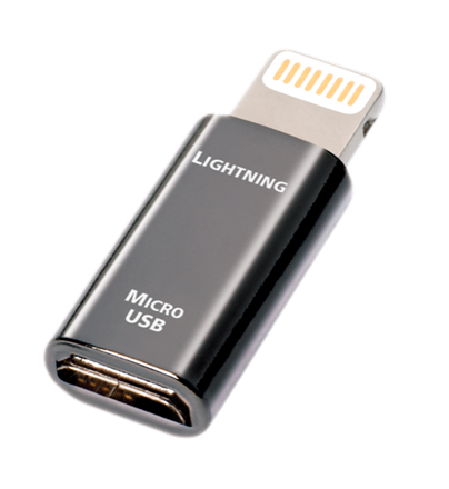 AudioQuest - USB Micro to Lightning Adapter