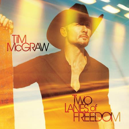 Tim McGraw - Two Lanes Of Freedom Vinyl LP - direct audio