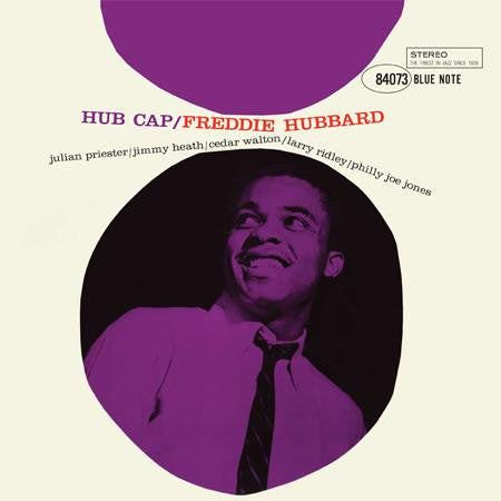 Freddie Hubbard - Hub Cap on 180g 45RPM 2LP - direct audio