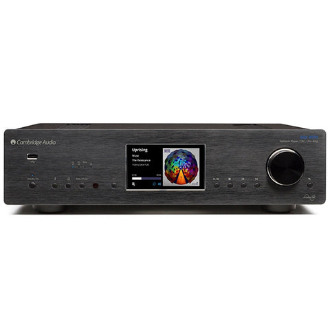 Cambridge Audio - Azur 851N Stereo digital preamplifier/network player - direct audio - 1