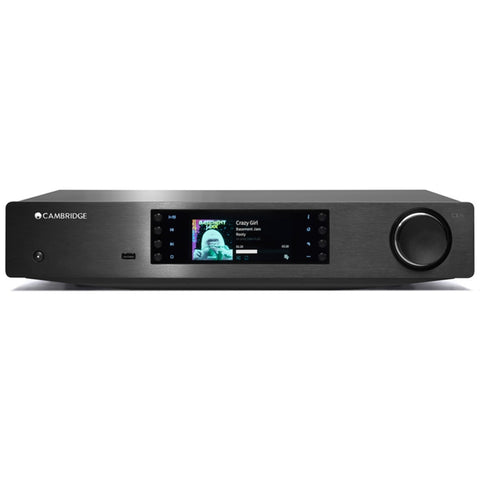 Cambridge Audio - CXN Stereo digital preamplifier/network player - direct audio - 1
