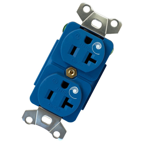 Cardas - 4181US Duplex Outlet - direct audio - 1