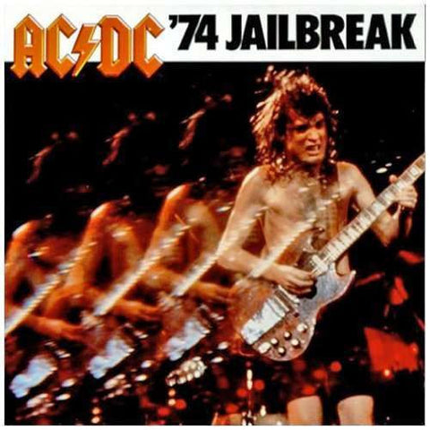 AC/DC - '74 Jailbreak on Vinyl LP (Awaiting Repress) - direct audio