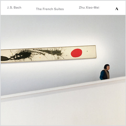 Zhu Xiao-Mei - Bach: The French Suites 180g Import Vinyl 2LP