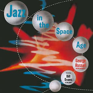 George Russell And His Orchestra - Jazz In The Space Age Numbered Limited Edition Vinyl LP - direct audio