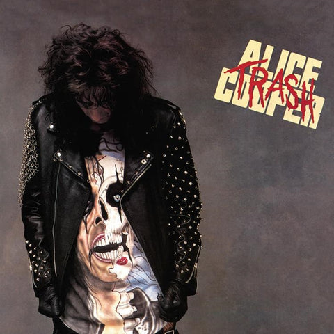 Alice Cooper - Trash on Limited Edition 180g LP - direct audio