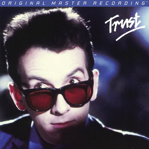 Elvis Costello - Trust on Numbered Limited Edition 180g LP from Mobile Fidelity - direct audio
