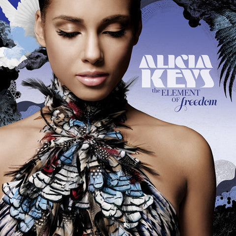 Alicia Keys - The Element Of Freedom on LP - direct audio