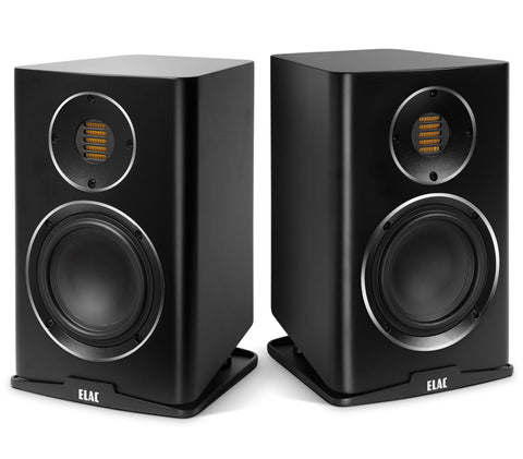 ELAC - Carina BS243.4 Bookshelf Speakers Pair - direct audio