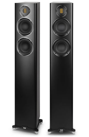ELAC - Carina FS247.4 Tower Speakers Pair - direct audio