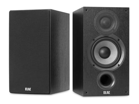ELAC - Debut 2.0 B5.2 Bookshelf Loudspeakers Pair - direct audio
