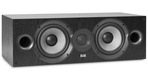 ELAC - Debut 2.0 C5.2 Center Channel Speaker - direct audio