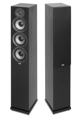 ELAC - Debut 2.0 F5.2 Tower Speakers Pair - direct audio