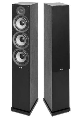ELAC - Debut 2.0 F6.2 Tower Speakers Pair - direct audio