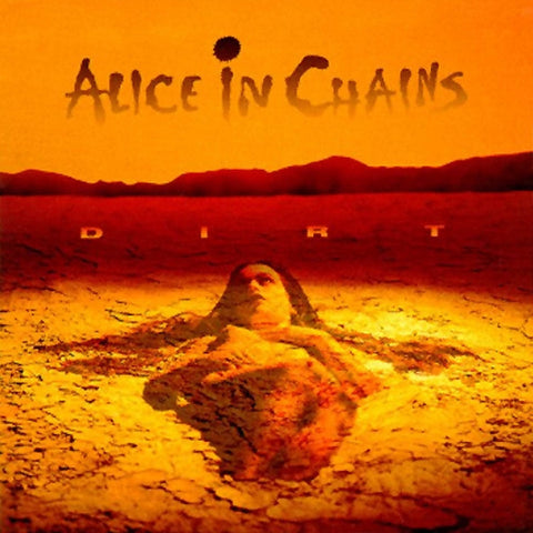 Alice In Chains - Dirt on 180g Import LP - direct audio