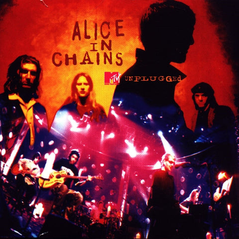 Alice In Chains - MTV Unplugged 180g Import Vinyl 2LP - direct audio