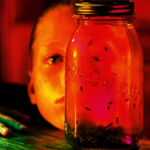 Alice In Chains - Jar Of Flies / Sap on Limited Edition 180g 2LP - direct audio