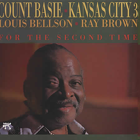 Count Basie And The Kansas City 3 - For The Second Time on 180g 45RPM 2LP - direct audio