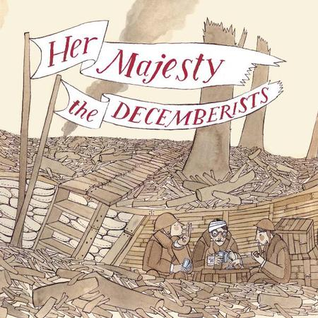 The Decemberists - Her Majesty Vinyl LP + Download - direct audio