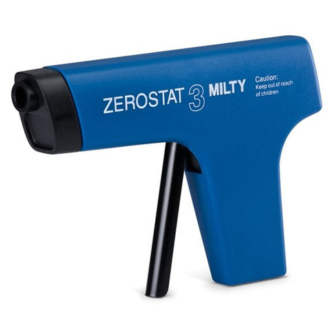 Milty - Zerostat 3 Anti-Static Gun - direct audio