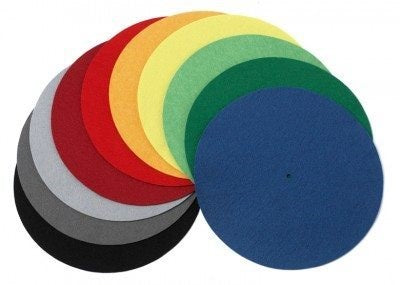 Pro-Ject - Felt Platter Mat at direct audio