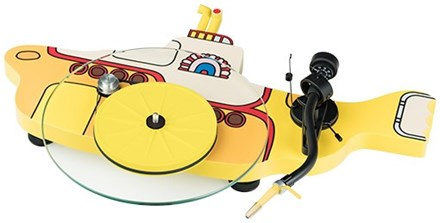 Pro-Ject - The Yellow Submarine Turntable at direct audio