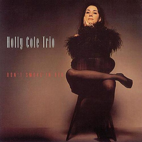 Holly Cole - Don't Smoke in Bed 200g 45RPM Vinyl 2LP - direct audio
