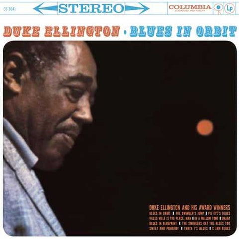 Duke Ellington - Blues In Orbit on Numbered Limited Edition 180g 45RPM 2LP - direct audio