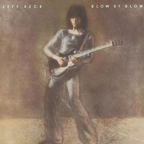 Jeff Beck - Blow By Blow on Hybrid Stereo SACD - direct audio