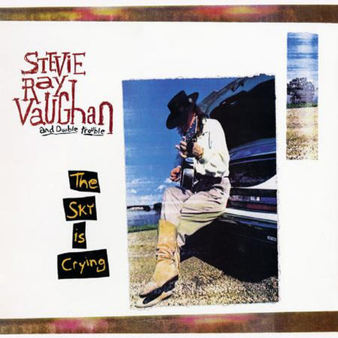 Stevie Ray Vaughan and Double Trouble - The Sky Is Crying 200g LP - direct audio
