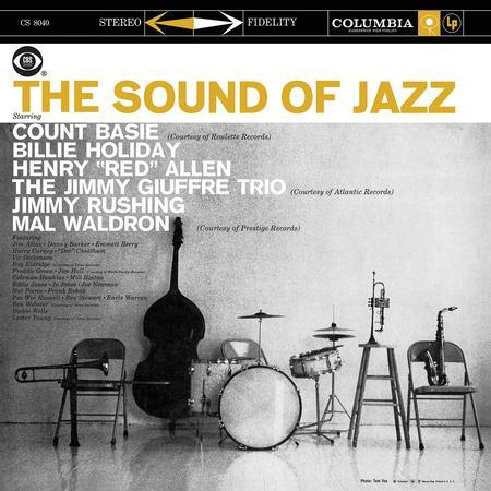 Various Artists - The Sound Of Jazz 180g 45RPM Vinyl 2LP - direct audio
