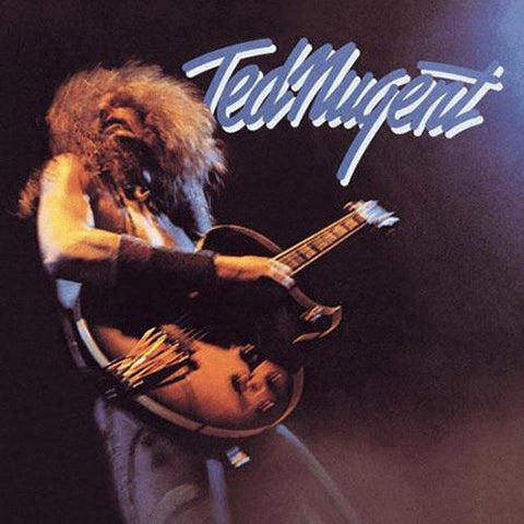 Ted Nugent - Ted Nugent on 45 RPM 200g LP - direct audio
