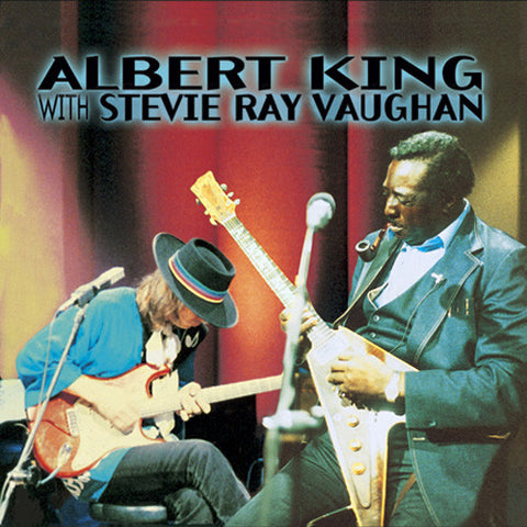 Albert King With Stevie Ray Vaughan - In Session on 200g 45RPM 2LP - direct audio