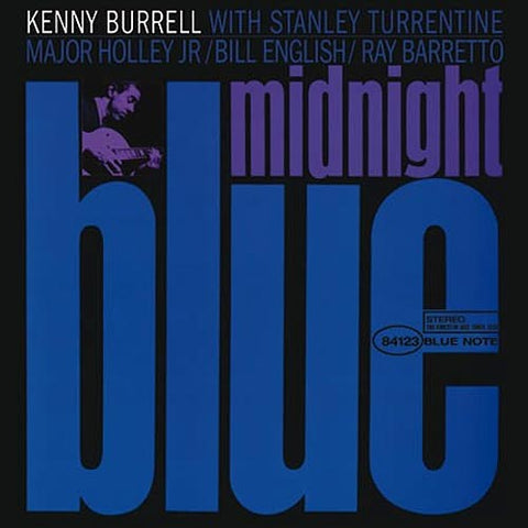 Kenny Burrell - Midnight Blue Vinyl LP
