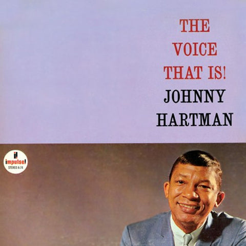 Johnny Hartman - The Voice That Is on 180g 45RPM 2LP - direct audio