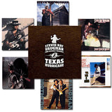 Stevie Ray Vaughan and Double Trouble - Texas Hurricane 200g 45rpm 12LP Box Set - direct audio