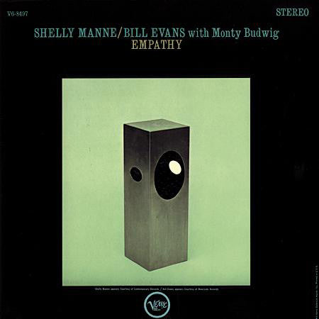 Shelly Manne And Bill Evans - Empathy on Hybrid SACD - direct audio