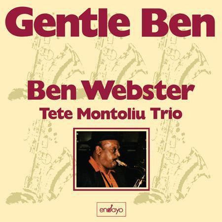 Ben Webster - Gentle Ben on 180g LP - direct audio